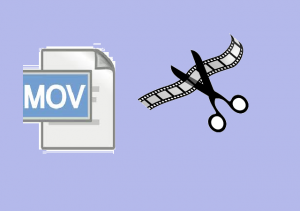 MOV File Edit