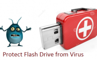 Protect Flash Drive