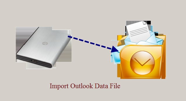 Create and Import Outlook PST
