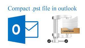 Outlook データ ファイル 圧縮