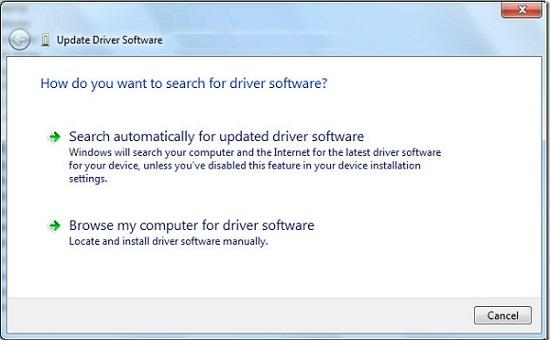 options-to-update-driver