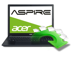 acer laptop windows recovery
